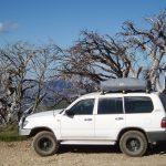 Voyage à travers l'outback australien